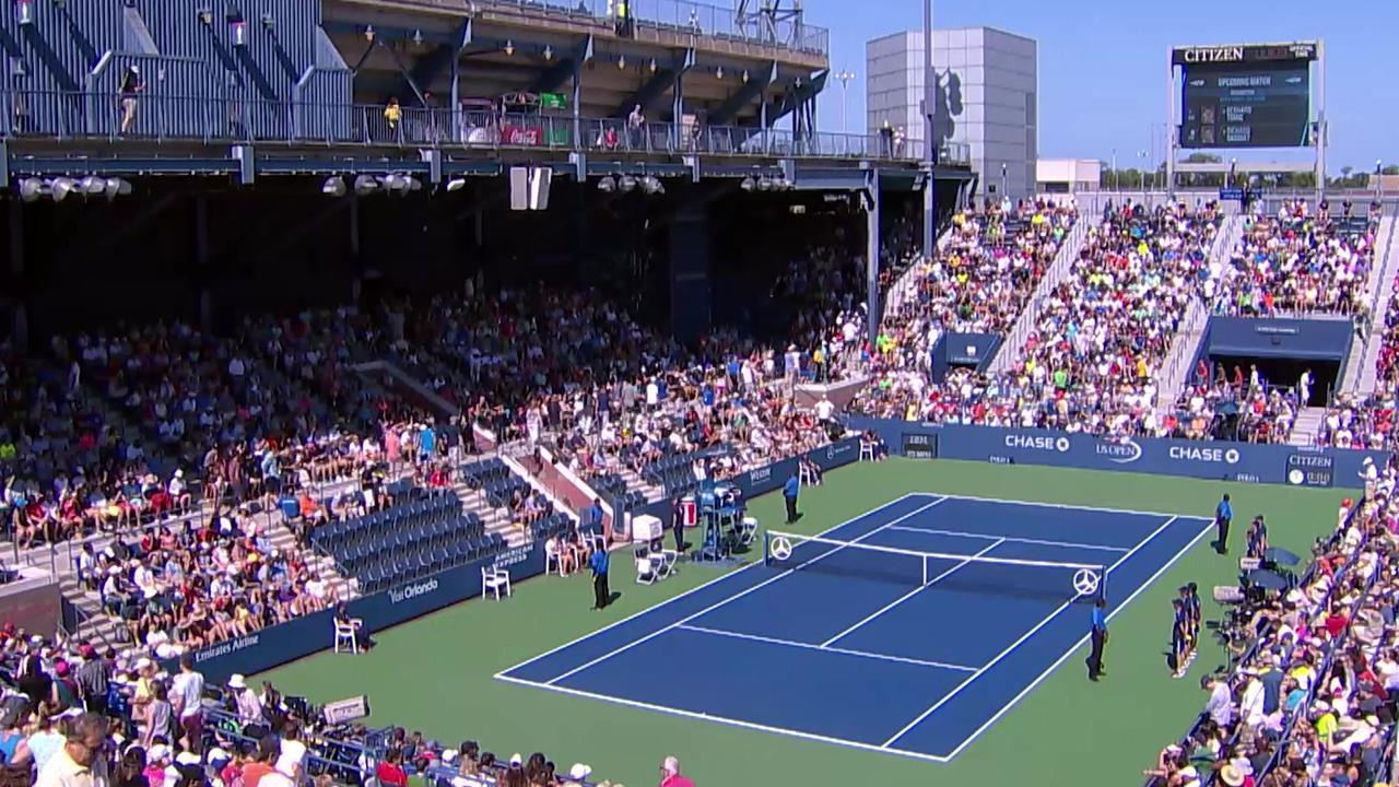 play video Open Access: Farewell Grandstand