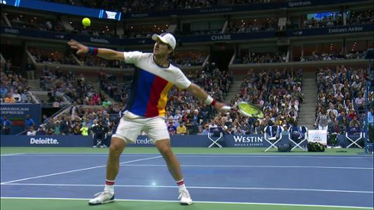play video Cognitive Highlight: Mischa Zverev - Round 3