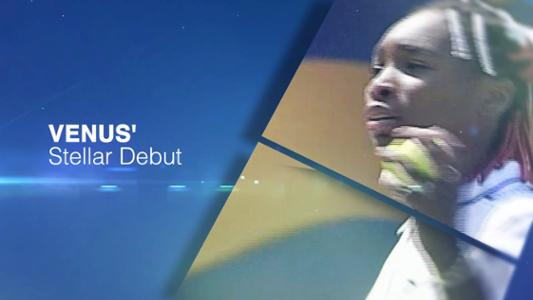 play video 50 Moments That Mattered: Venus reaches final in US Open debut