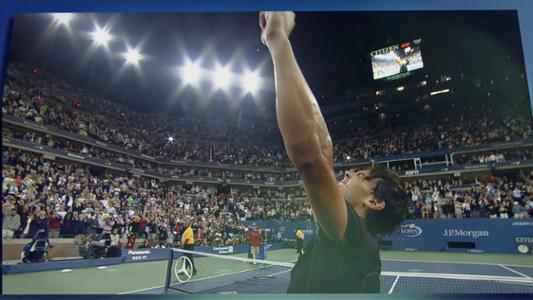 play video 50 Moments That Mattered: Nadal completes career Grand Slam