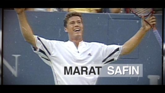play video 50 for 50: Marat Safin, 2000 men's singles champion