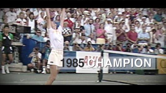 play video 50 for 50: Hana Mandlikova, 1985 women's singles champion