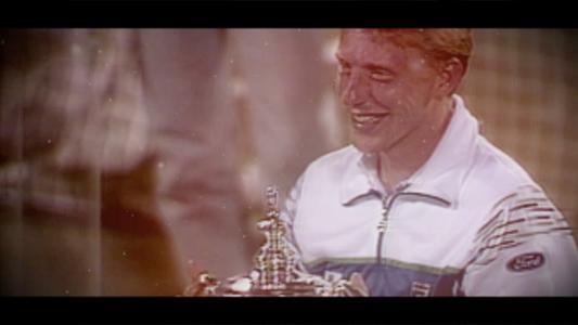 play video 50 for 50: Boris Becker, 1989 men's singles champion