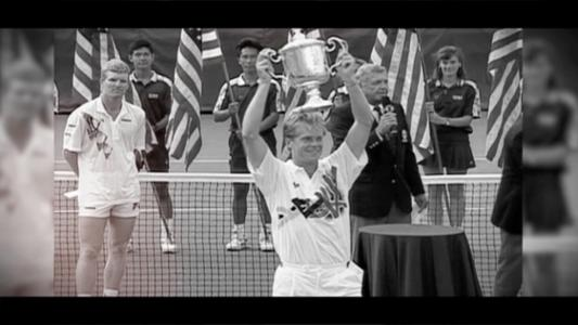 play video 50 for 50: Stefan Edberg, 1991 and 1992 men's singles champion