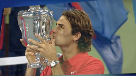 play video 50 Moments That Mattered: Federer wins record fifth straight title