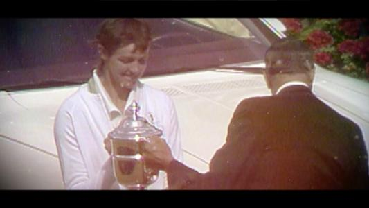 play video 50 for 50: Margaret Smith Court, five-time women's singles champion