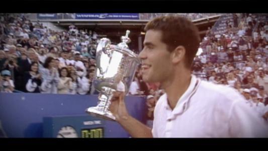 play video 50 for 50: Pete Sampras, five-time men's singles champion
