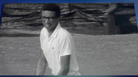 play video 50 Moments That Mattered: Arthur Ashe wins first US Open