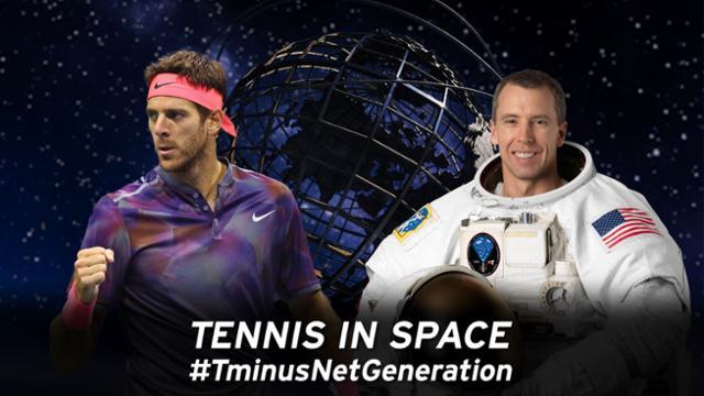 play video Tennis in space