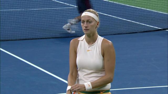 play video AI Match Highlight: Kvitova vs. Sabalenka - Round 3