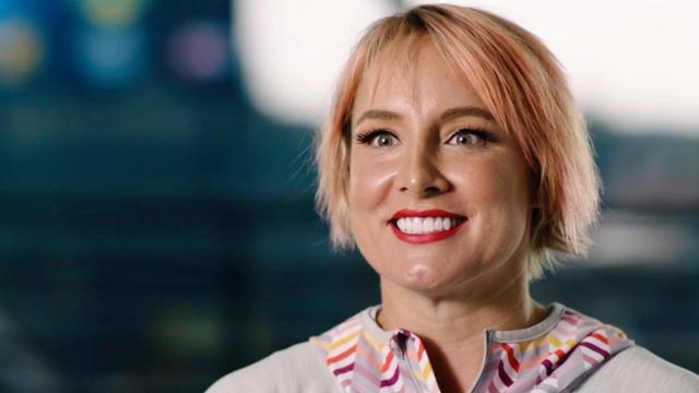 play video On the Clock: Bethanie Mattek-Sands