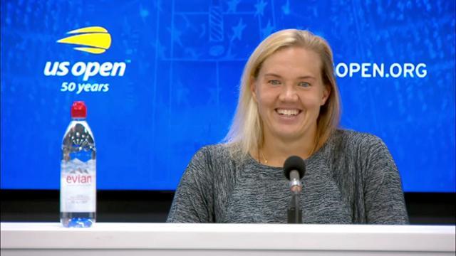 play video Press Conference: Kaia Kanepi