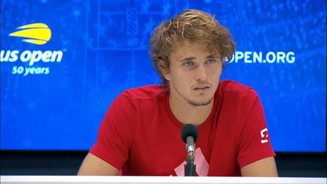 play video Press Conference: Alexander Zverev, Round 3