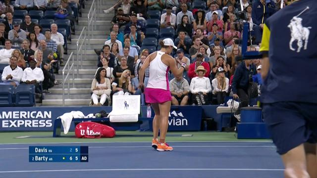 Ashleigh Barty Player Profile - Official Site of the 2019 US